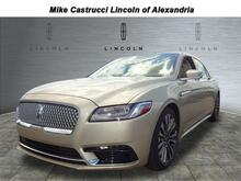2017_Lincoln_Continental_Select_ Alexandria KY