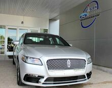 2017_Lincoln_Continental_Select_ Longview TX