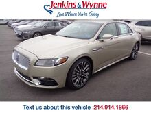 2017_Lincoln_Continental_Select_ Clarksville TN