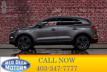 2017_Lincoln_MKC_AWD Reserve Leather Roof Nav BCam_ Red Deer AB
