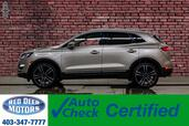 2017 Lincoln MKC AWD Reserve Leather Roof Nav BCam