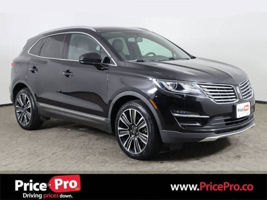 2017 Lincoln MKC Black Label AWD w/Nav/Sunroof Maumee OH