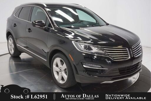 2017_Lincoln_MKC_Premiere CAM,HTD STS,PARK ASST,18IN WLS,HID LIGHTS_ Plano TX