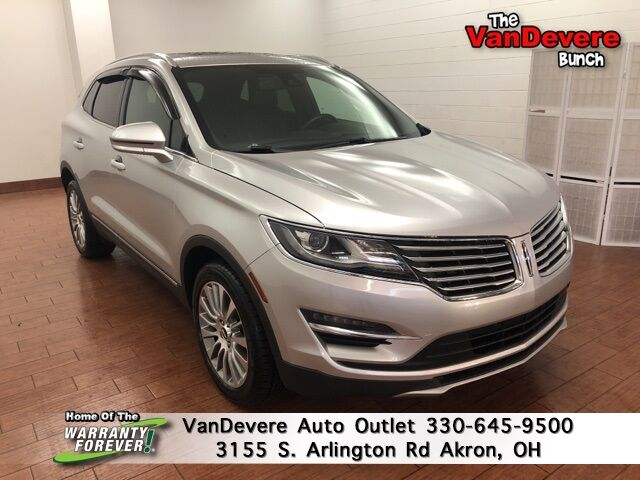 2017 Lincoln MKC Reserve Akron OH