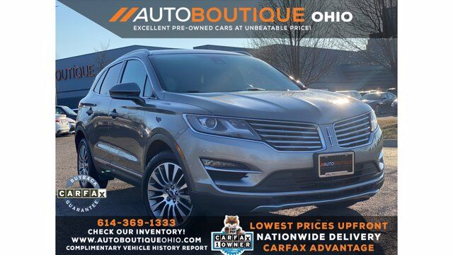 2017 Lincoln MKC Reserve Columbus OH