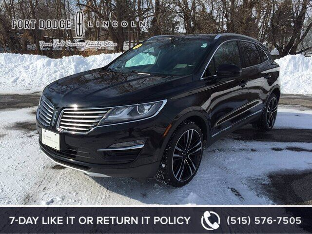 2017 Lincoln MKC Reserve Fort Dodge IA