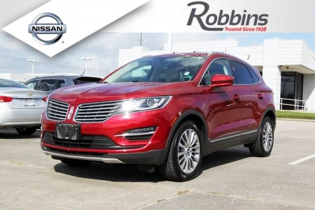 2017 Lincoln MKC Reserve Houston TX
