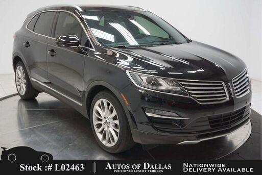 2017_Lincoln_MKC_Reserve NAV,CAM,PANO,CLMT STS,BLIND SPOT,19IN WHLS_ Plano TX
