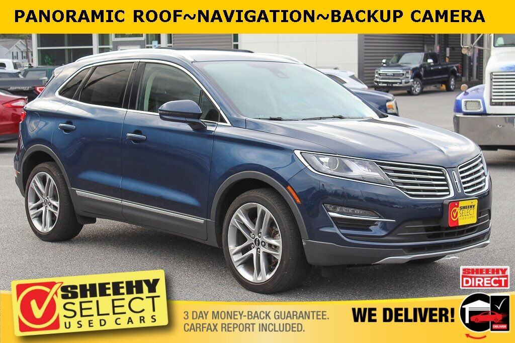 2017 Lincoln MKC Reserve Suitland MD