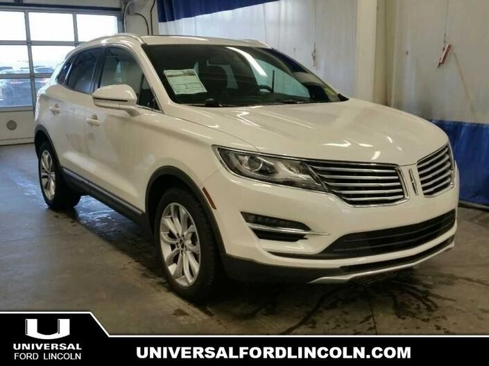 2017 Lincoln MKC Select  - Certified - Low Mileage Calgary AB