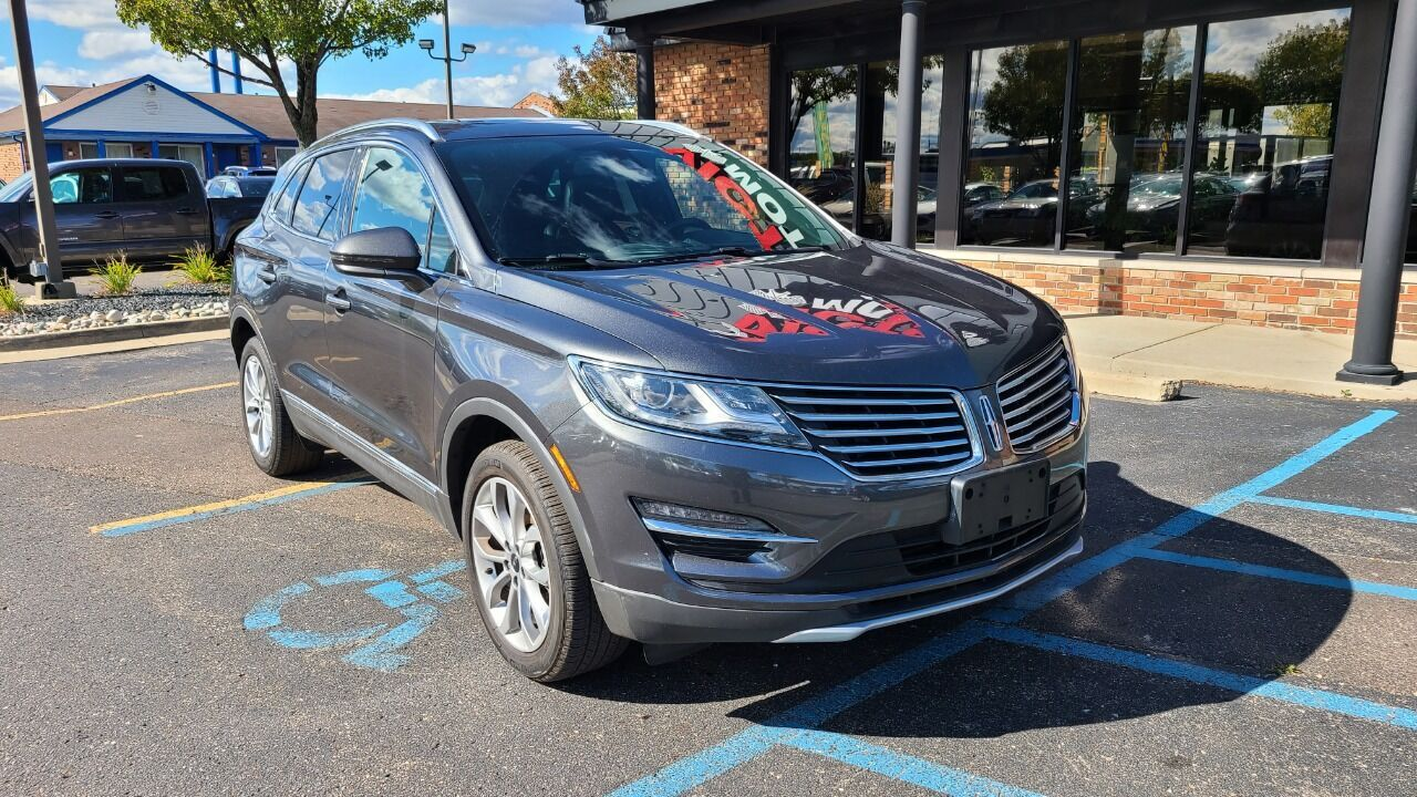 2017 Lincoln MKC Select AWD 4dr SUV Chesterfield MI