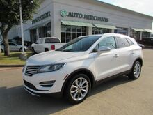 2017_Lincoln_MKC_Select FWD LEATHER, NAVIGATION BLIND SPOT, BACKUP CAMERA, HTD FRONT STS, KEYLESS START_ Plano TX