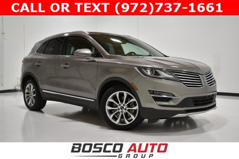 2017 Lincoln MKC Select Flower Mound TX
