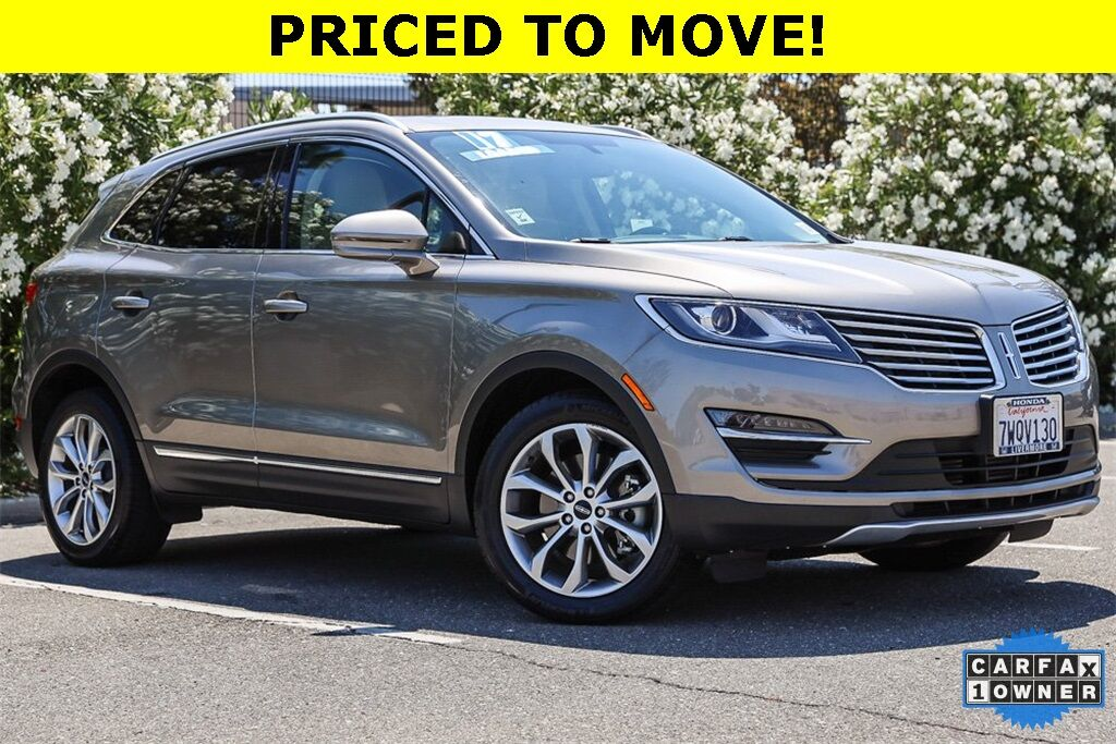 2017 Lincoln MKC Select Livermore CA
