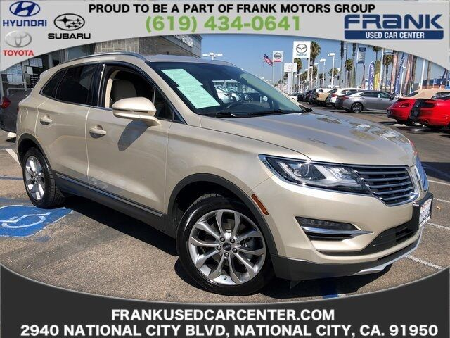 2017 Lincoln MKC Select National City CA