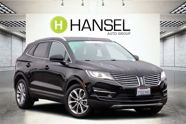 2017 Lincoln MKC Select Petaluma CA