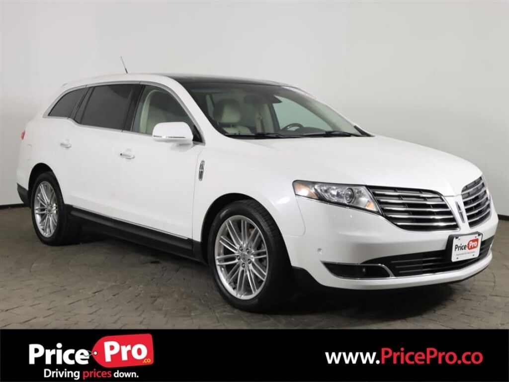 2017 Lincoln MKT AWD Elite w/Nav/Pano Roof Maumee OH