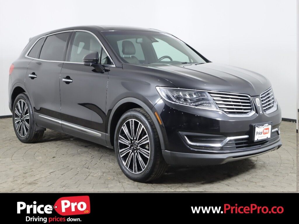 2017 Lincoln MKX Black Label AWD w/Nav/Pano Roof Maumee OH