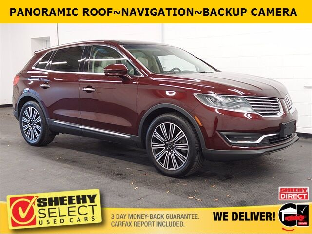 2017 Lincoln MKX Black Label Waldorf MD