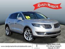 2017_Lincoln_MKX_Black Label_ Hickory NC