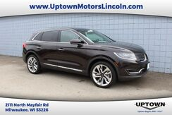 2017_Lincoln_MKX_Black Label_ Milwaukee and Slinger WI