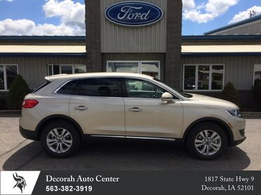 2017_Lincoln_MKX_Premiere_ Decorah IA