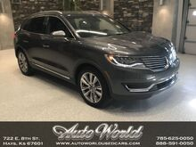 2017_Lincoln_MKX RESERVE AWD__ Hays KS