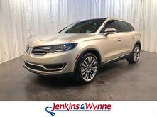 2017_Lincoln_MKX_Reserve AWD_ Clarksville TN