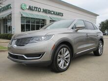 2017_Lincoln_MKX_Reserve AWD, PANO ROOF, BACKUP CAM, BLIND SPOT, CROSS TRAFFIC, PWR LIFTGATE, NAVI,_ Plano TX