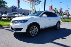 2017_Lincoln_MKX_Reserve_ Brownsville TX