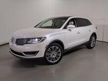 2017_Lincoln_MKX_Reserve FWD_ Cary NC