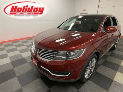2017_Lincoln_MKX_Reserve_ Fond du Lac WI