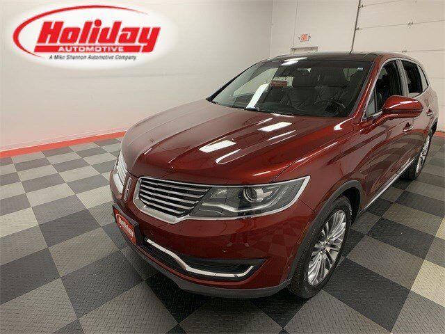 2017 Lincoln MKX Reserve Fond du Lac WI