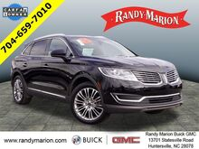 2017_Lincoln_MKX_Reserve_ Hickory NC