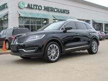 2017_Lincoln_MKX_Reserve, LEATHER, NAVIGATION, BLIND SPOT MONITOR, HEATED AND COOLED SEATS, PANORAMIC SUNROOF, BACKUP_ Plano TX