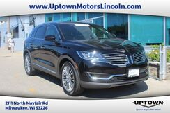 2017_Lincoln_MKX_Reserve_ Milwaukee and Slinger WI