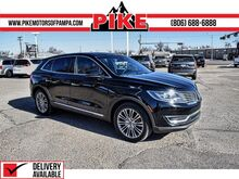 2017_Lincoln_MKX_Reserve_ Pampa TX