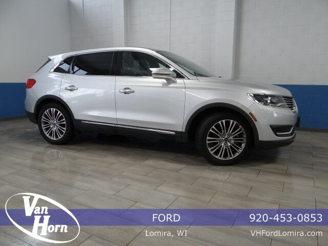 2017 Lincoln MKX Reserve Plymouth WI