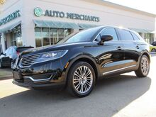 2017_Lincoln_MKX_Reserve Sun/Moonroof, Leather, Back-Up Camera, Blind Spot Monitor, Bluetooth Connection, Climate_ Plano TX