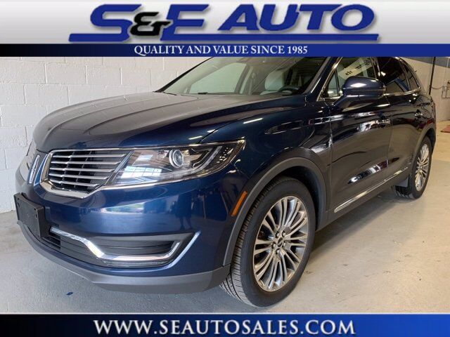 2017 Lincoln MKX Reserve Weymouth MA