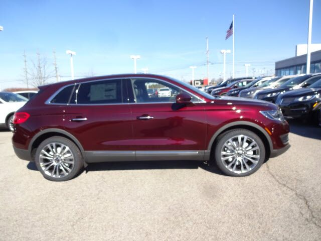 2017 Lincoln Mkx Reserve Ky 16877424