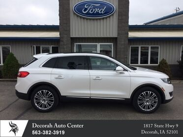 2017_Lincoln_MKX_Reserve_ Decorah IA