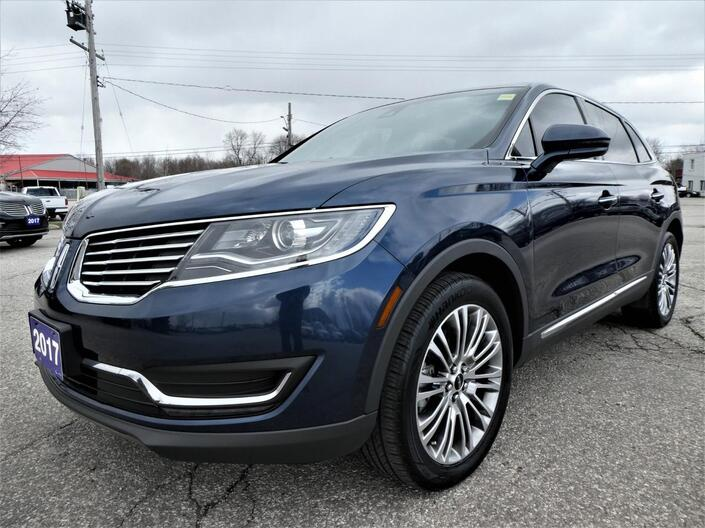 2017 Lincoln MKX *SALE PENDING* Reserve | Cooled Seats | Navigation | Power Lift Gate Essex ON