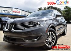 Lincoln MKX Select 4dr SUV 2017