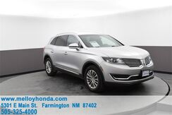 2017_Lincoln_MKX_Select_ Farmington NM