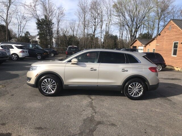 2017 Lincoln MKX Select Kernersville NC