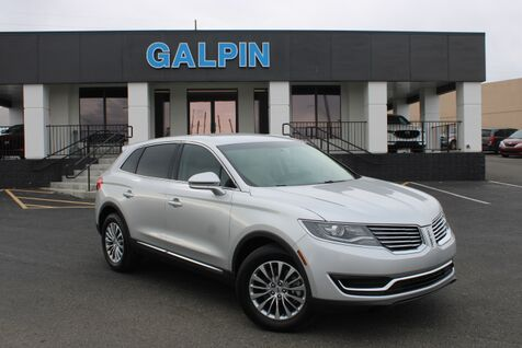 2017_Lincoln_MKX_Select_ Prescott AZ