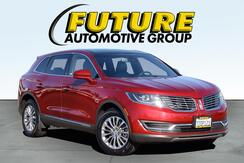 2017_Lincoln_MKX_Select_ Roseville CA