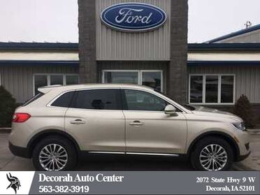 2017_Lincoln_MKX_Select_ Decorah IA