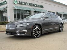 2017_Lincoln_MKZ_Black Label FWD NAVIGATION, PANORAMIC SUNROOF, BLIND SPOT MONITOR, HEATED/COOLED SEATS_ Plano TX